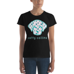Women's Cactus Dog T-Shirt