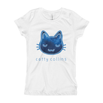 Girls Cosmic Cat T-Shirt