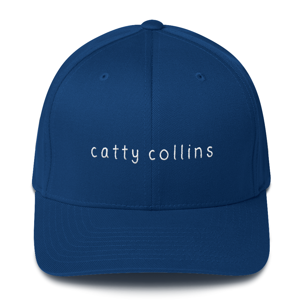 Catty Collins Flexfit Hat