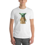 Men's Baby Frenchie Dog T-Shirt