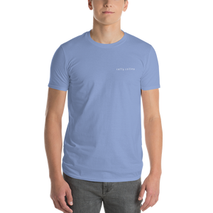 Men's White Logo T-Shirt
