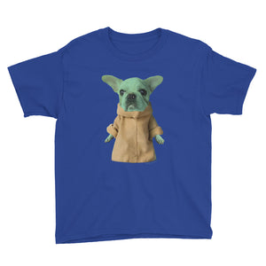 Boys Baby Frenchie Dog T-Shirt