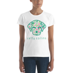 Women's Watercolor Tulips T-Shirt