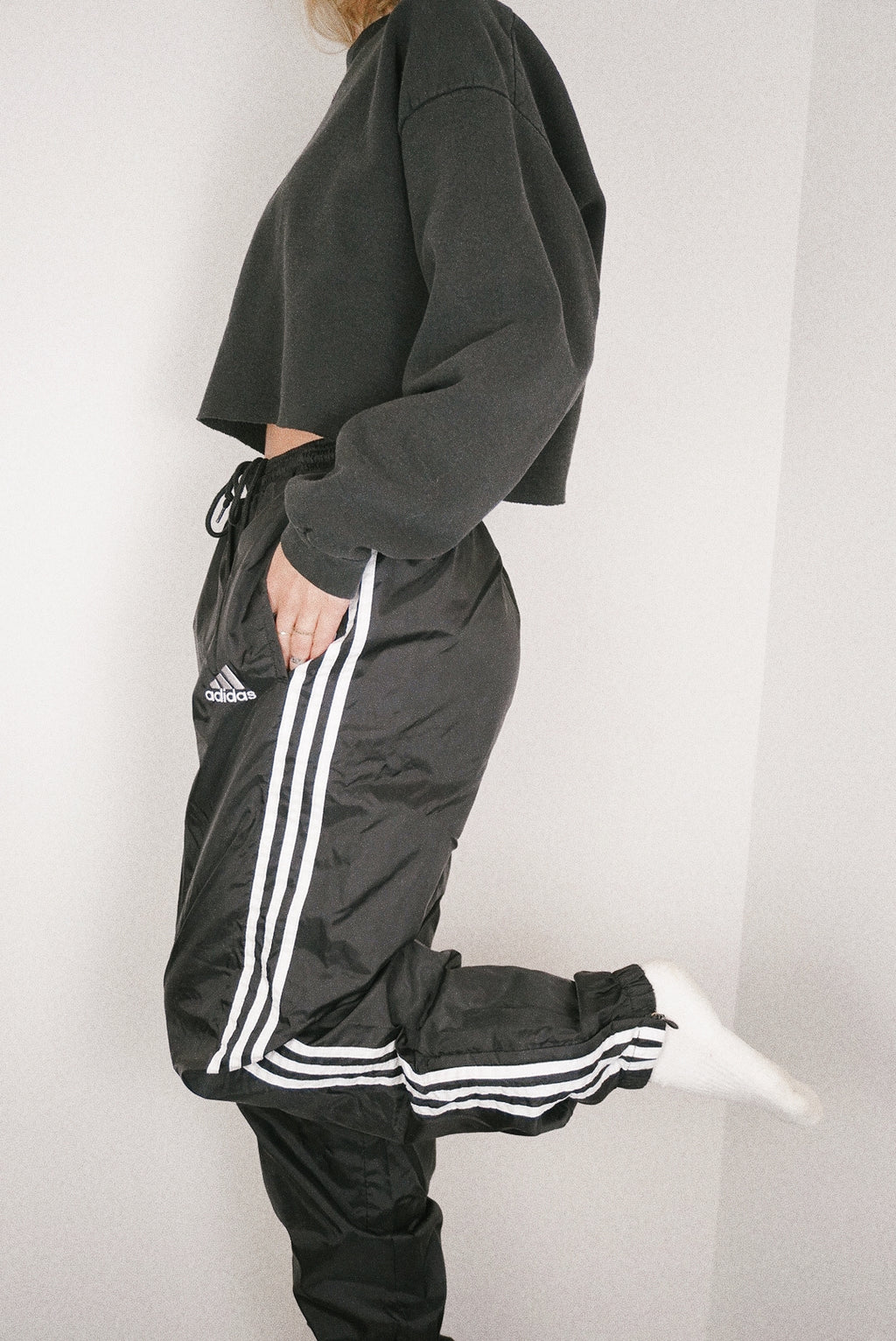 Adidas Windbreaker Sweatpants