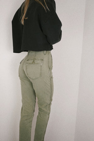 American Eagle Green Pants