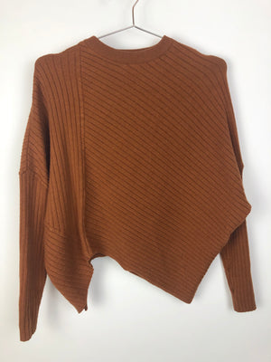 Shein Ribbed Sweater