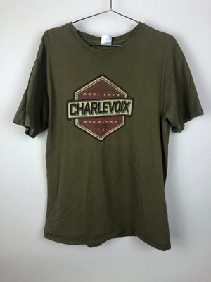 Charlevoix Michigan T-Shirt