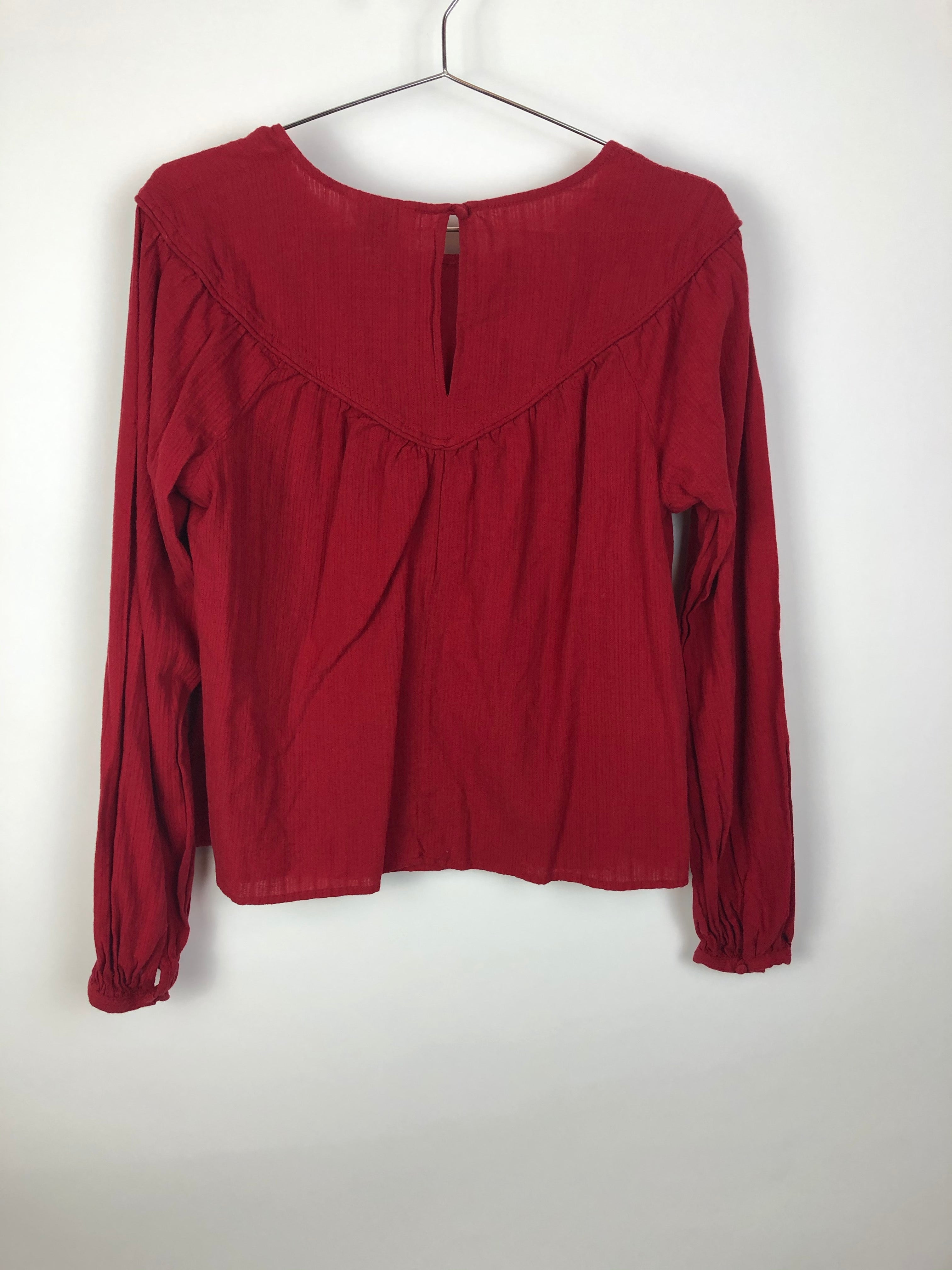 Universal Thread Red Long Sleeve