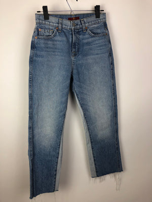 7 For All Mankind Wide-Leg Jeans