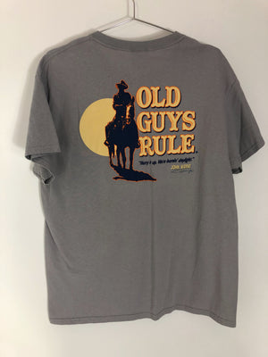 Old Guys Rule Tee