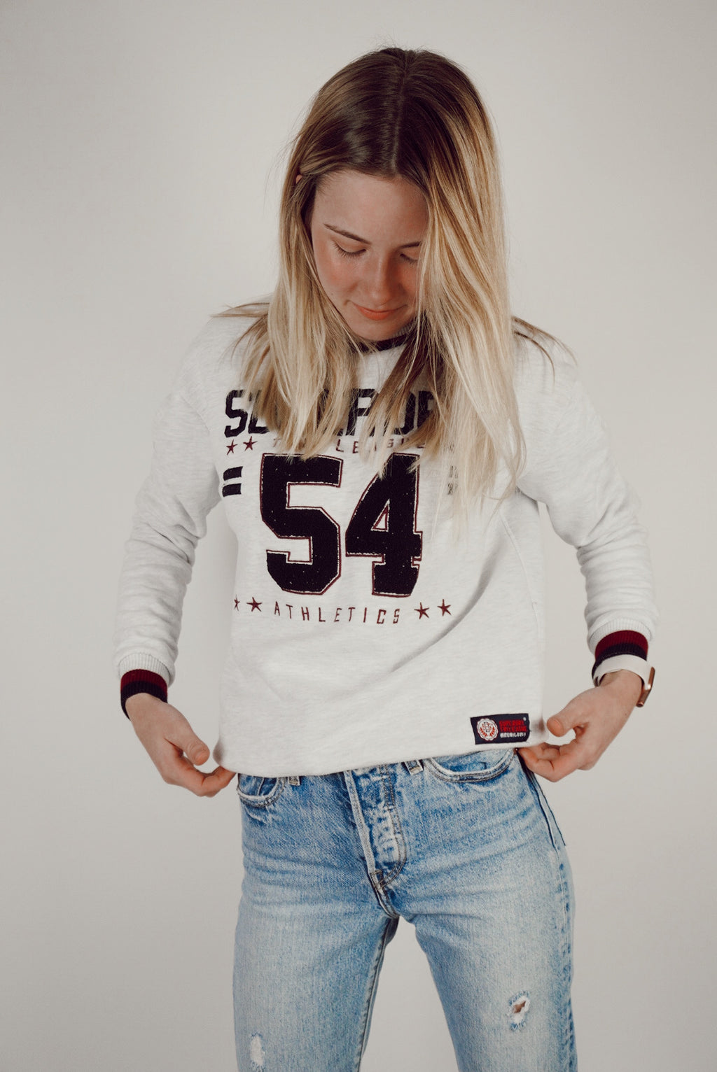Superdry Tri League Sweatshirt