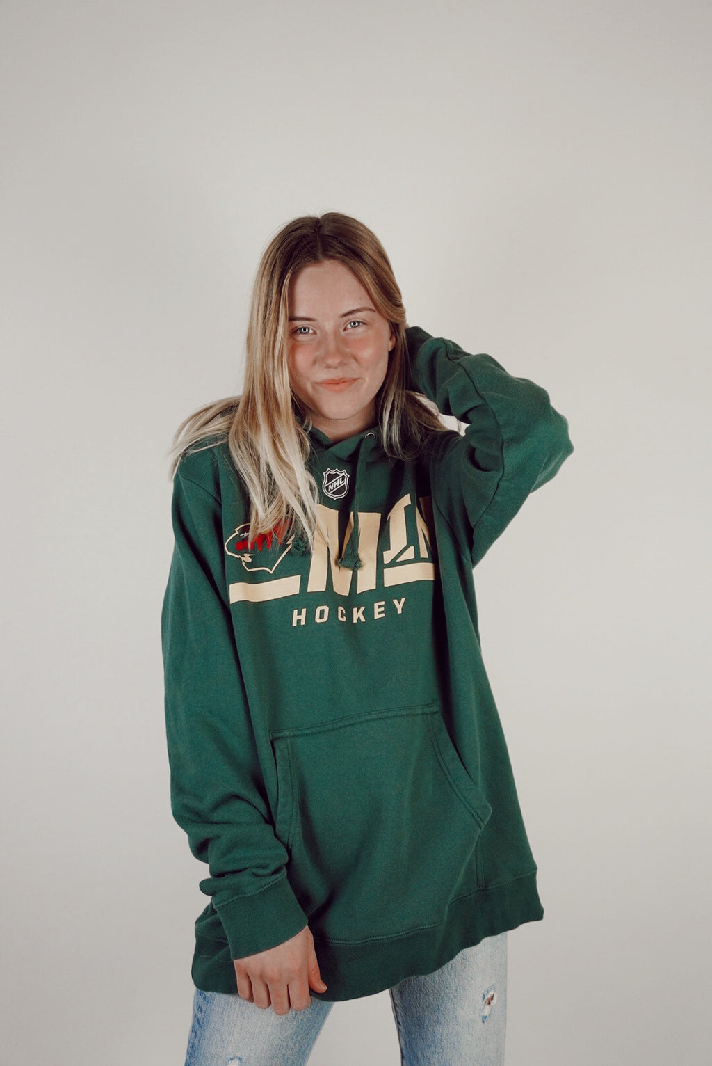 Min Hockey Sweatshirt