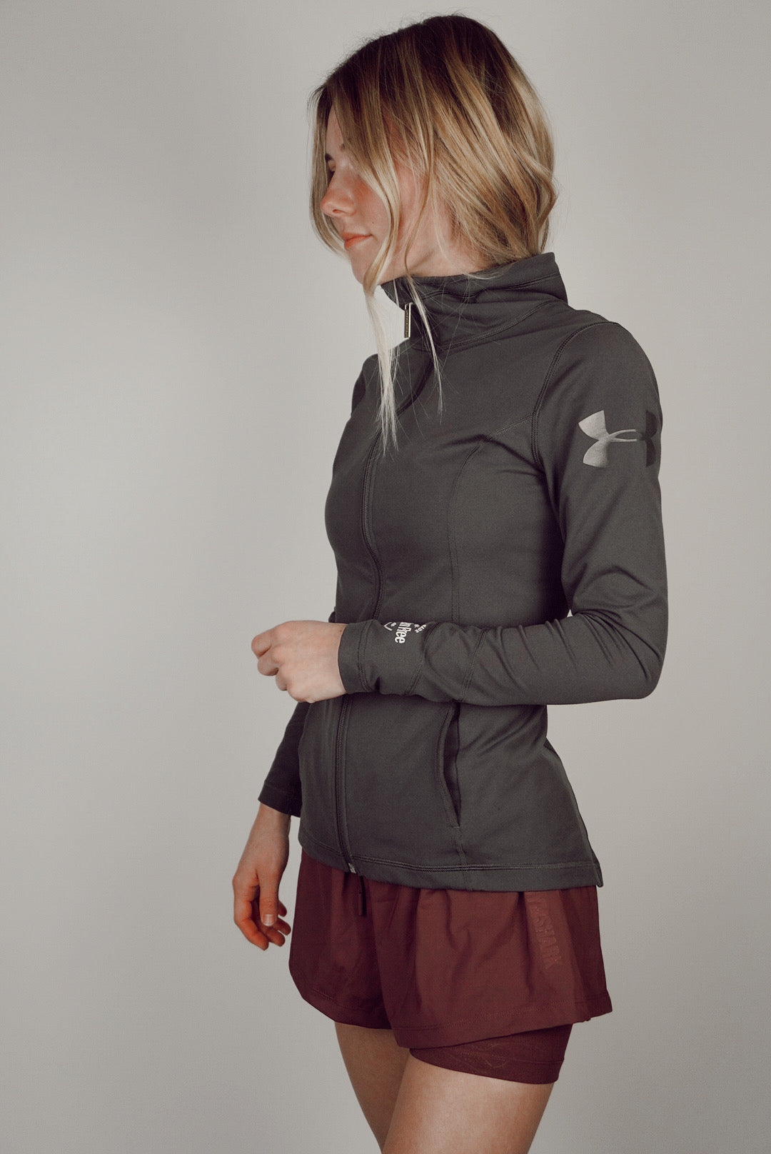 Under Armor Zip Up