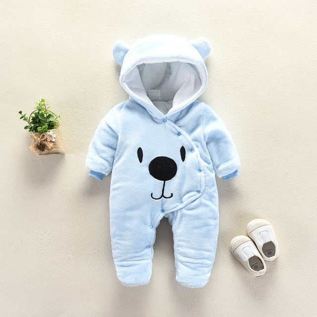 Warm coat Kids Baby Outfits Clothes Baby Costume - beginnings-lifestyle