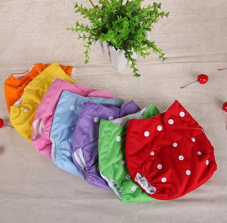 Washable Reusable Nappies Grid/Cotton Training Pant - beginnings-lifestyle