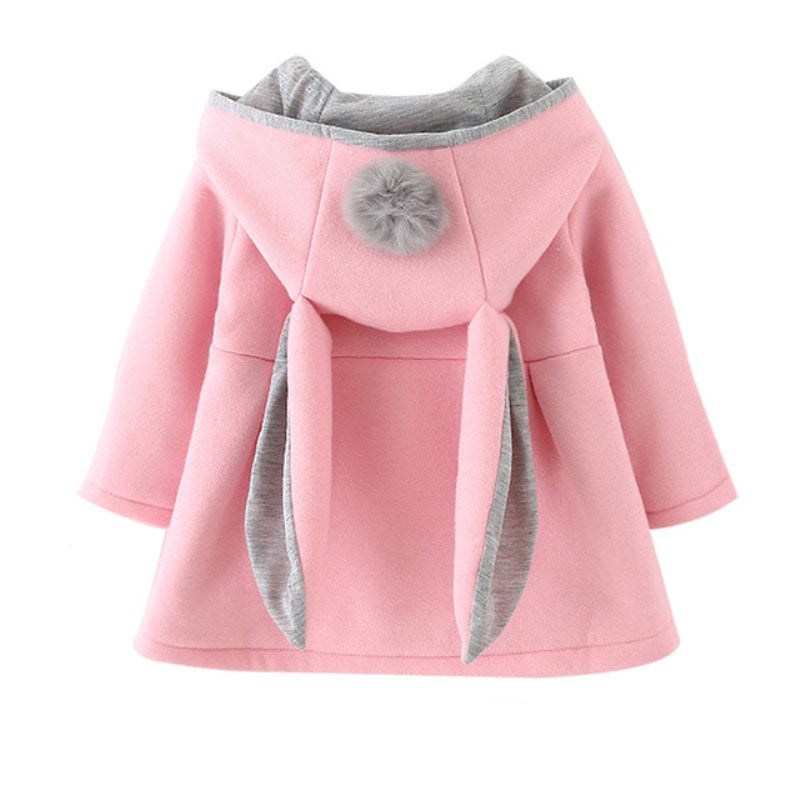 Winter Spring Baby Girls Princess Coat Jacket - beginnings-lifestyle