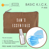 Basic K.I.C.K. (Keep-It-Clean-Kit)