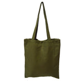 Colored Minimalist Tote bag - Pineapple (Green)