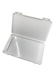 Mask Case (White, Clear, Black)