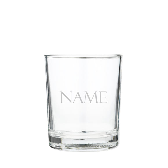 Scotch Whisky Glass - PERSONALIZED