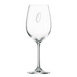 Wine Initial Glass