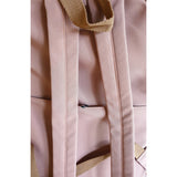 Unicolor Water-resistant Backpack