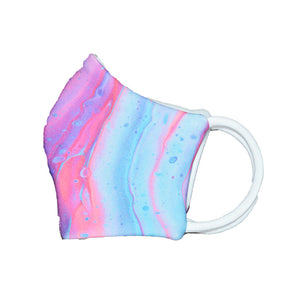 Adult Face Mask - Candy Marble