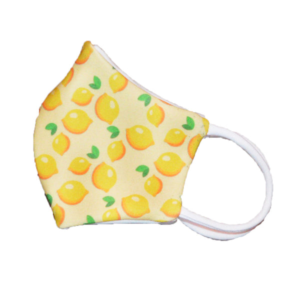 Adult Face Mask - Lemon