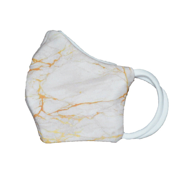 Adult Face Mask - Marble