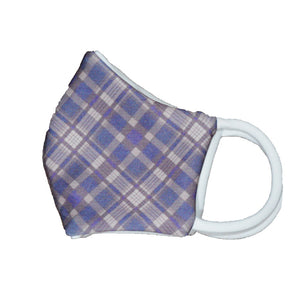 Adult Face Mask - Plaid