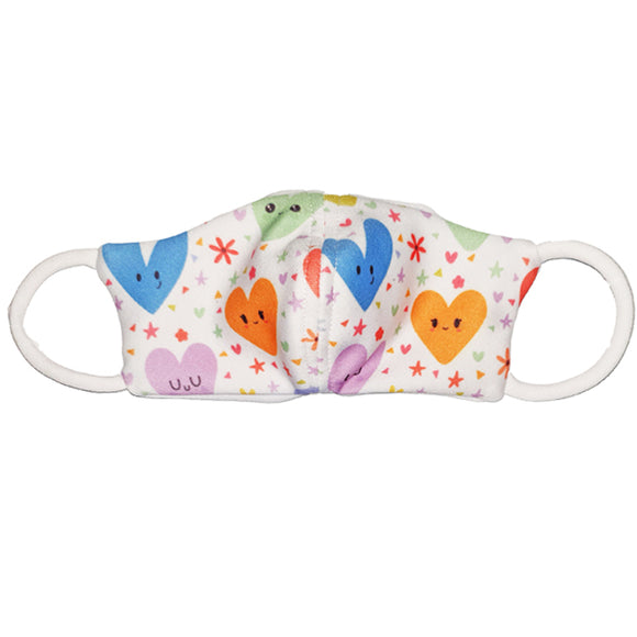 Kids' Face Mask - Heart