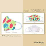 Adult Face Mask - Popsicle