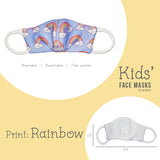 Kids' Face Mask - Rainbow