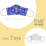 Kids' Face Mask - Toys