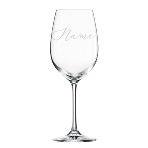Wine Glass - PERSONALIZED