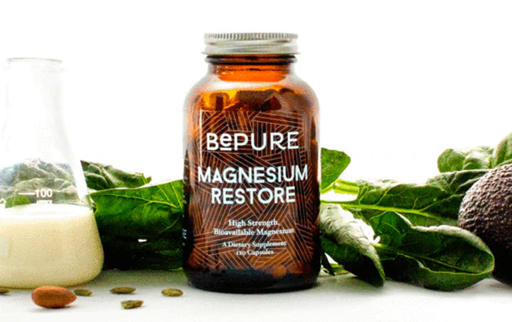 Use Magnesium for better sleep.