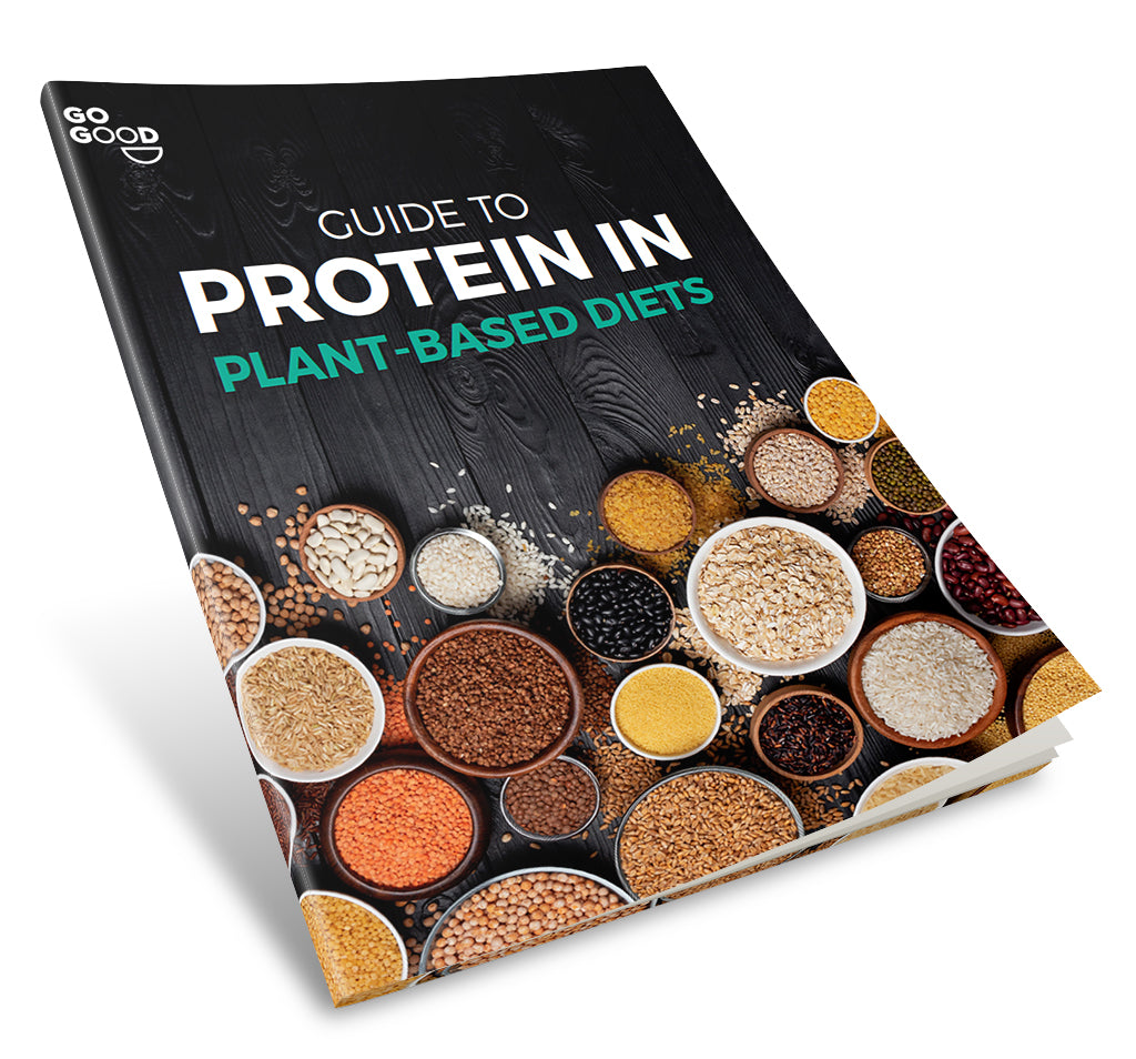 Plant-Based Protein Guide.