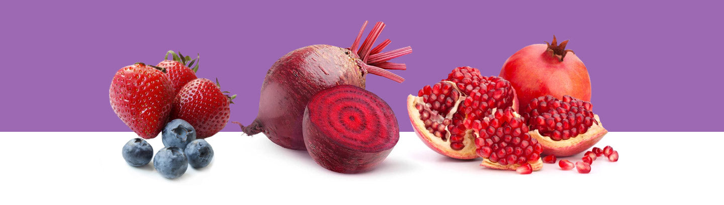 Super Berry Booster Ingredients