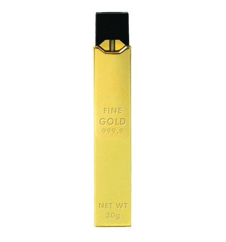 Solid Gold Juul Sleeve
