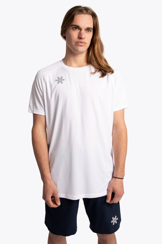 OSAKA MEN TRAINING TEE WHITE