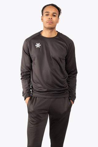 OSAKA MEN TRAINING SWEATER BLACK