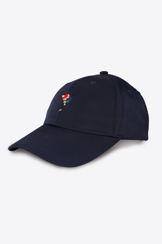 Osaka Hockey Preppy Baseball Cap