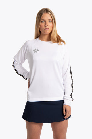 Osaka Hockey Women Training Sweater White