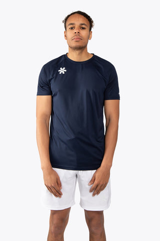 OSAKA MEN TRAINING TEE NAVY