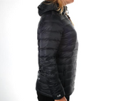 WOMENS DOWN JACKET - BLACK