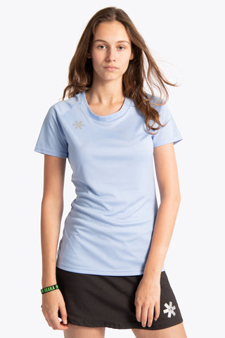 OSAKA WOMEN TRAINING TEE SKY BLUE