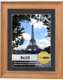 Ash Picture Frame with Mat