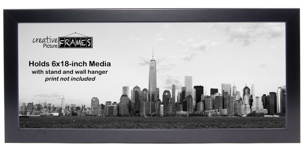 6x18 Panoramic Picture Frame – creativepictureframes.com