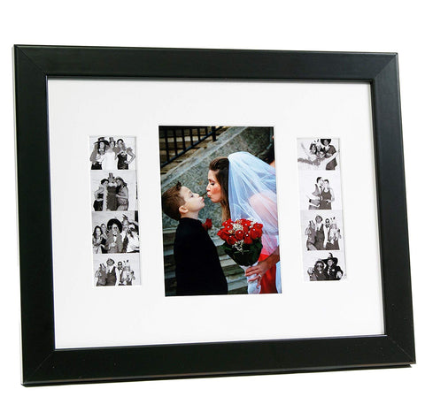 2-2x6 Photo Booths with 5x7 Photo Frame