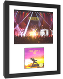CD Cover and 8x10 Photo Frame
